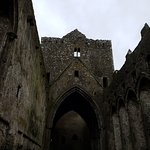 Inside Rock of Cashel