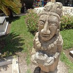 Ixchel sculpture