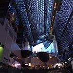 京都駅ビルの写真