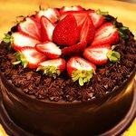 Custom Triple Chocolate Cake