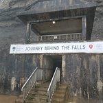 صورة فوتوغرافية لـ Journey Behind the Falls