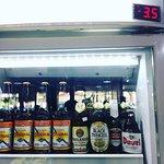 Cerveja mais gelada da cidade