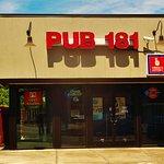 Entrance to Pub 181