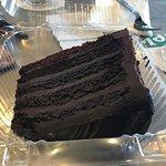 5-layer chocolate cake