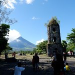 Ruins and the Beautiful Mayon