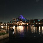 DisneySea at Night