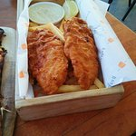 Fish & Chips (Large portion)
