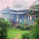A quaint pretty cottage at the Mawlynnong village