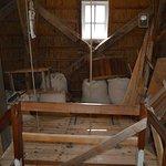 binnenin de molen
