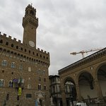 Looking towards Palazzo Vecchio