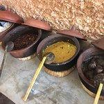 Delicious Sri Lankan food!