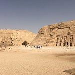 Templi di Ramesse II e Nefertari ad Abu Simbel