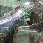Gemeni III space capsule - The Molly Brown
