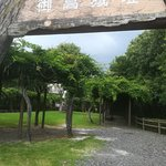 Mitake Castle Ruins Park Photo
