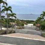 View of the Sea from Ocean Expo Park/Churaumi Aquarium