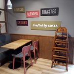 Bilde fra Costa Coffee Albert Dock 2