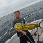 World Class Fishing Charters both in the Esteros and the Long Range Shore Pacific. Such spots as