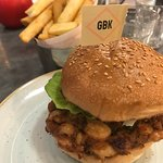 Фотография Gourmet Burger Kitchen