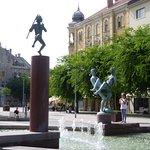 Main Square Fountain
