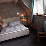 Luxury Room - Double Room with en-suite - Room Seven
