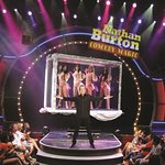 Nathan Burton Magic Show - Saxe Theater