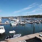 Southwest Harbor marina