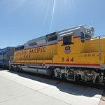 Nevada State Railroad Museum照片
