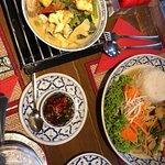Klare Empfehlung: Mittagstisch (3-Gänge-Menü) für 7€!