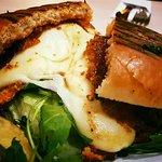 Mozzarella Burger
