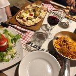 Very nice and Italian food :)