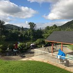 Holiday Inn Express Roseburg - View from our room