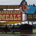 Paul Bunyan's Northwoods Cook Shanty resmi
