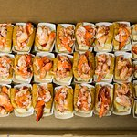 Yes, we can make that many! Visit LukesLobster.com/catering to have us cater your next event.