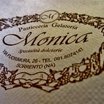 Pasticceria Monica treats.
