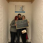Oh team 'Crazy Coupes' from Bedford, you were so, so close...how tense was it!