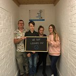 Good effort from cryptologists 'The Raving Ryans'. Well done guys