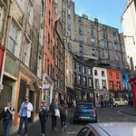 Photo de Edinburgh Old Town