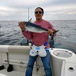 Fishing in January