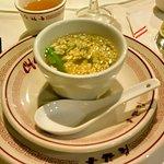 お焦げのスープ