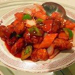 Sweet and Sour Pork(咕噜肉)