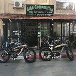 השכרת אופניים חשמליים-המרד 25 תל אביב