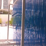 Neat outdoor interactive exhibit