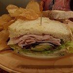Turkey Avocado Sandwich $11