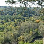 Scenic Overlook at Yellow River State Forest