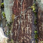 Protected petroglyphs