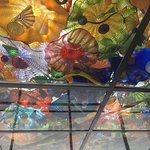 Foto van Chihuly Garden and Glass