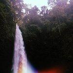 Nungnung Waterfall – fénykép