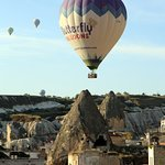 Ballooning trips with amazing views