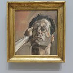 Freud, Self-Portrait