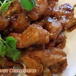 Sparerib in Honey Chilli Sauce